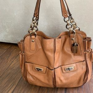 Coach Chelsea Flagship tote